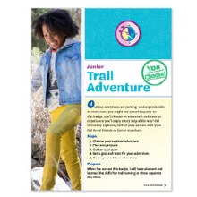 Junior Trail Adventure Badge R