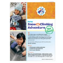 Daisy Snow or Climbing Adventu