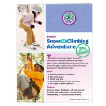 Junior Snow or Climbing Advent