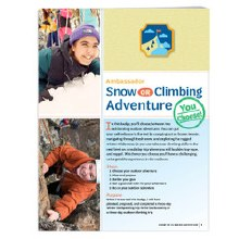 Ambassador Snow or Climbing Ad