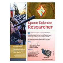 Cadette Space Science Research