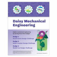 Daisy Mechanical Engineering B