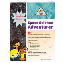 Brownie Space Science Adventur