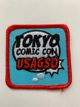 USAGSO Tokyo Comic Con Patch
