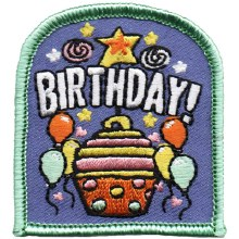 Birthday Patch