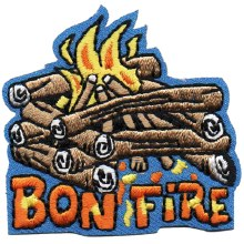 Bon Fire Patch