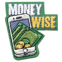 Money Wise Patch