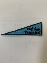 Position Training Fun Patch