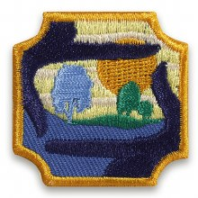 Ambassador Outdoor Art Master Badge