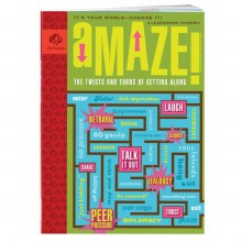 Cadette Amaze: The Twists and Turns of Getting Along Journey Book