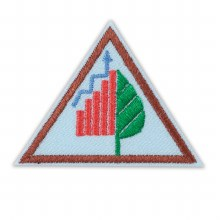 Brownie Think Like A Citizen Scientist Award Badge