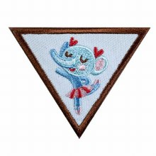 Brownie Dancer Badge