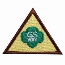 Brownie Girl Scout Way Badge