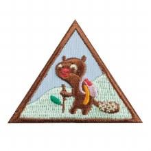 Brownie Hiker Badge