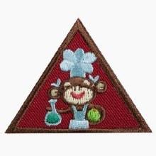 Brownie Home Scientist Badge