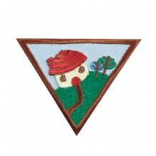 Brownie Household Elf Badge