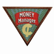 Brownie Money Manager Badge