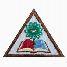 Brownie My Family Story Badge