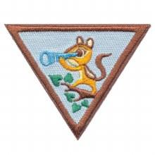 Brownie Outdoor Adventurer Badge