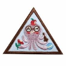 Brownie Senses Badge