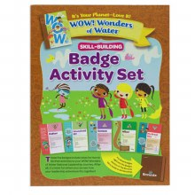 Brownie It's Your Planet Badge Activity Set