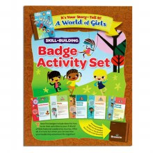 Brownie It's Your Story Badge Activity Set