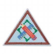 Brownie Think Like An Engineer Award Badge