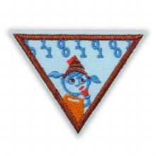 Brownie Programming Robots Badge