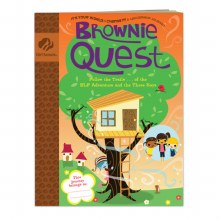 Brownie Quest Journey Book