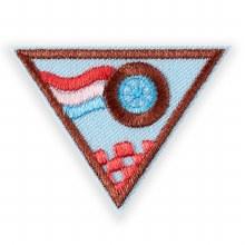 Brownie Race Car Design Challenge Badge