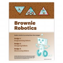 Brownie Robotics Badge Requirements