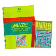 Cadette Amaze & Adult Guide Journey Book Set
