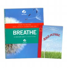 Cadette Breathe & Adult Guide Journey Book Set