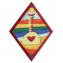 Cadette Science of Happiness Badge
