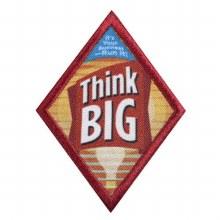 Cadette Think Big Badge