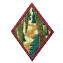 Cadette Trailblazing Badge