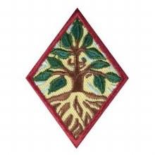 Cadette Trees Badge