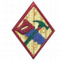 Cadette Woodworker Badge