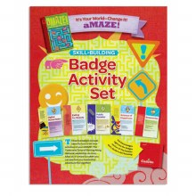 Cadette It's Your World Badge Activity Set