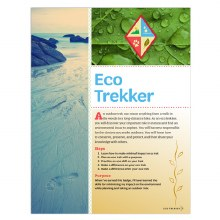 Cadette Eco Trekker Badge Requ