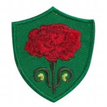 Carnation Troop Crest
