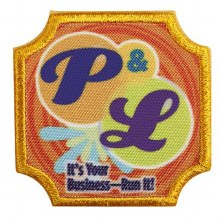 Ambassador P&L Badge