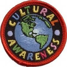 Cultural Awareness Fun Patch