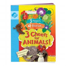Daisy 5 Flowers, 4 Stories, 3 Cheers for Animals Journey Book