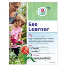 Daisy Eco Learner Badge Requir