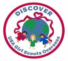 USAGSO Discover Fun Patch