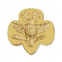 Girl Scout Traditional Membership Pin