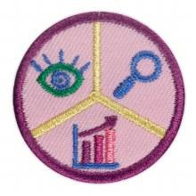 Junior Think Like A Citizen Scientist Award Badge