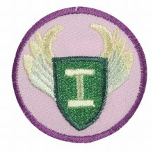 Junior Independence Badge