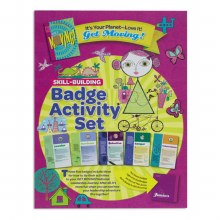 Junior It's Your Planet Badge Activity Set